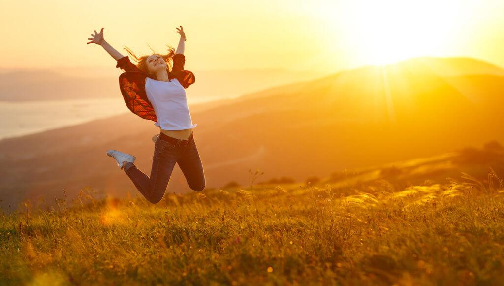 6 redenen waarom soms buiten de deur werken een goed idee is opgeladen en vol energie