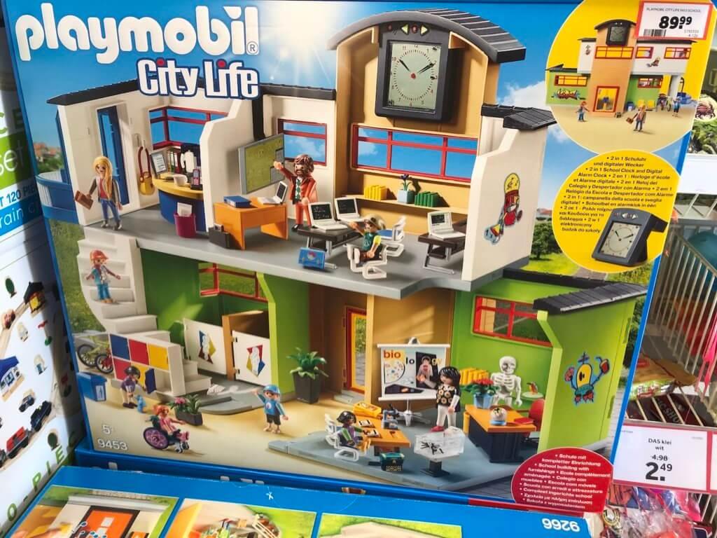 esnotter en gelukkig ook leuke dingen Playmobil voor de meiden
