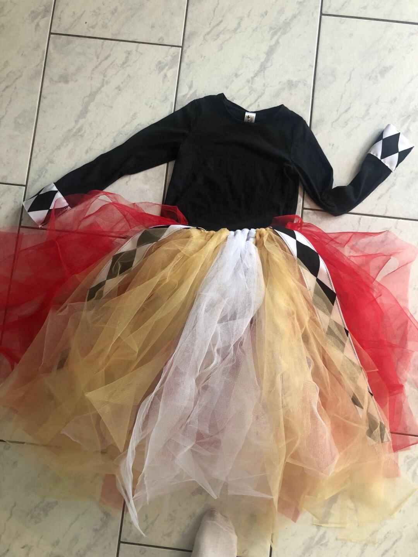 Jenna haar outfit voor Helemaal in onze rollen tijdens mijn Halloween Party