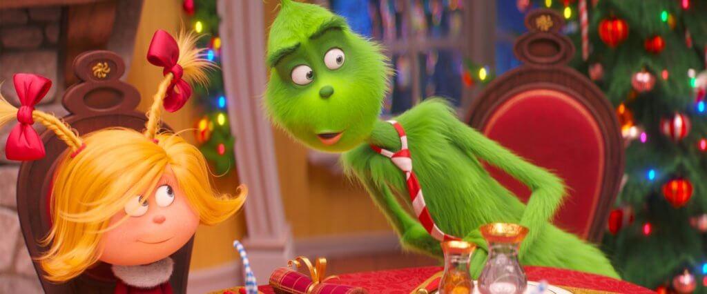 Kids Weekend met De Grinch kerstdiner
