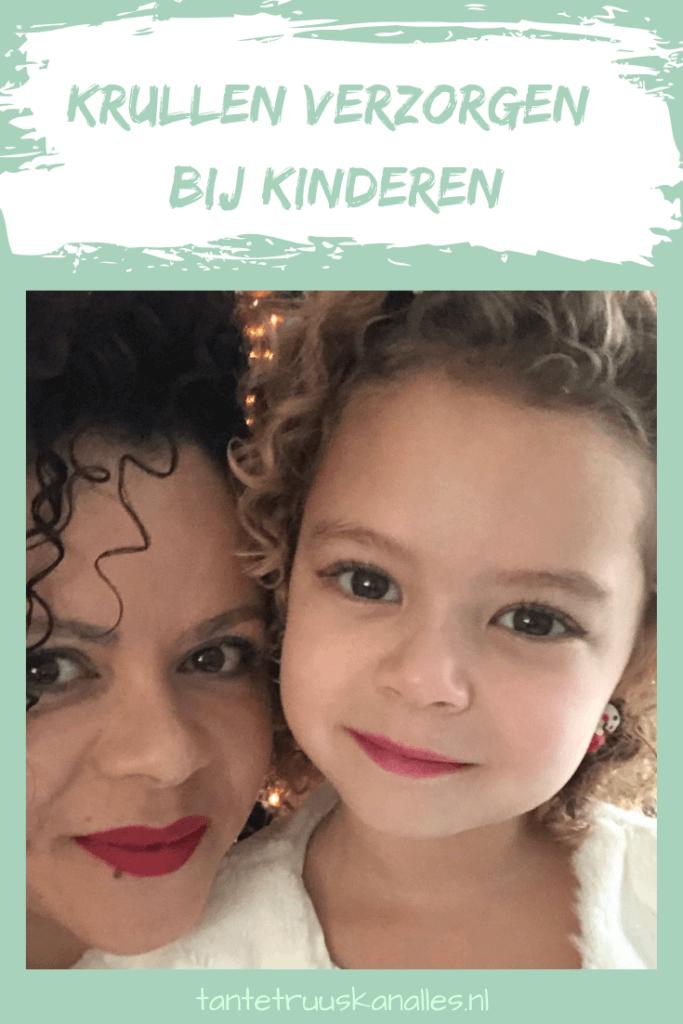 Krullen verzorgen bij kinderen op Pinterest