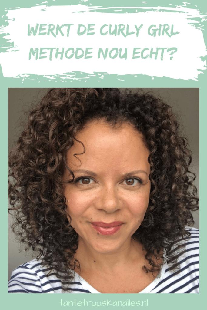 Werkt de Curly Girl Methode nou echt