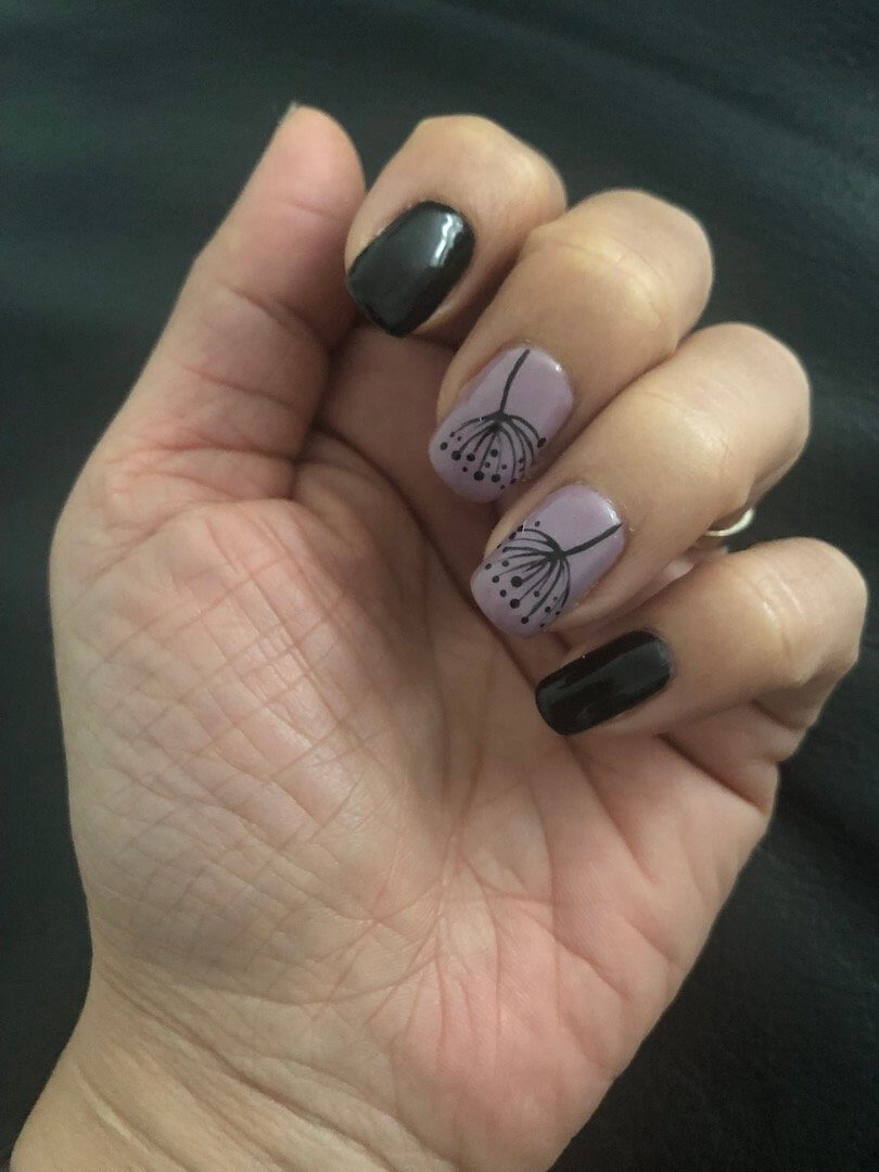 weer mooie nagels